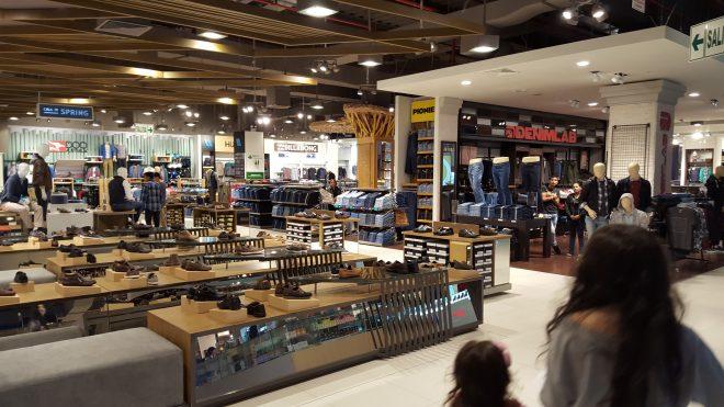 La evolución de los centros comerciales