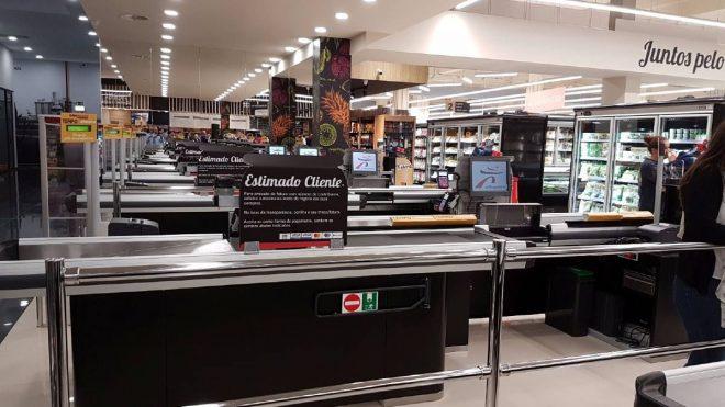Checkouts con tecnología