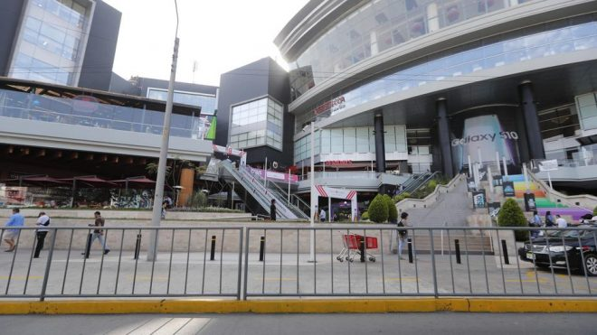 Mall Salaverry