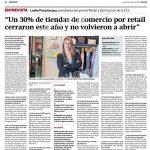 30% de tiendas retail cerraron este año