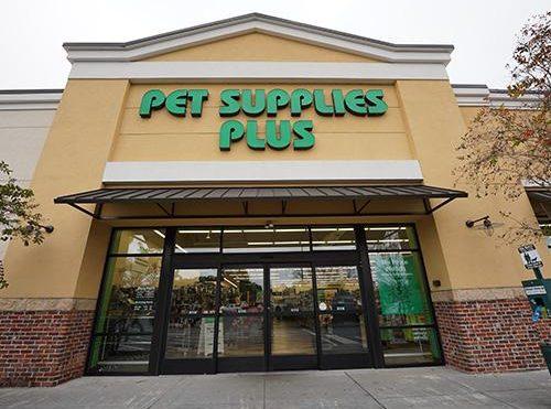 Pet Supplies Plus, un formato de gran superficie