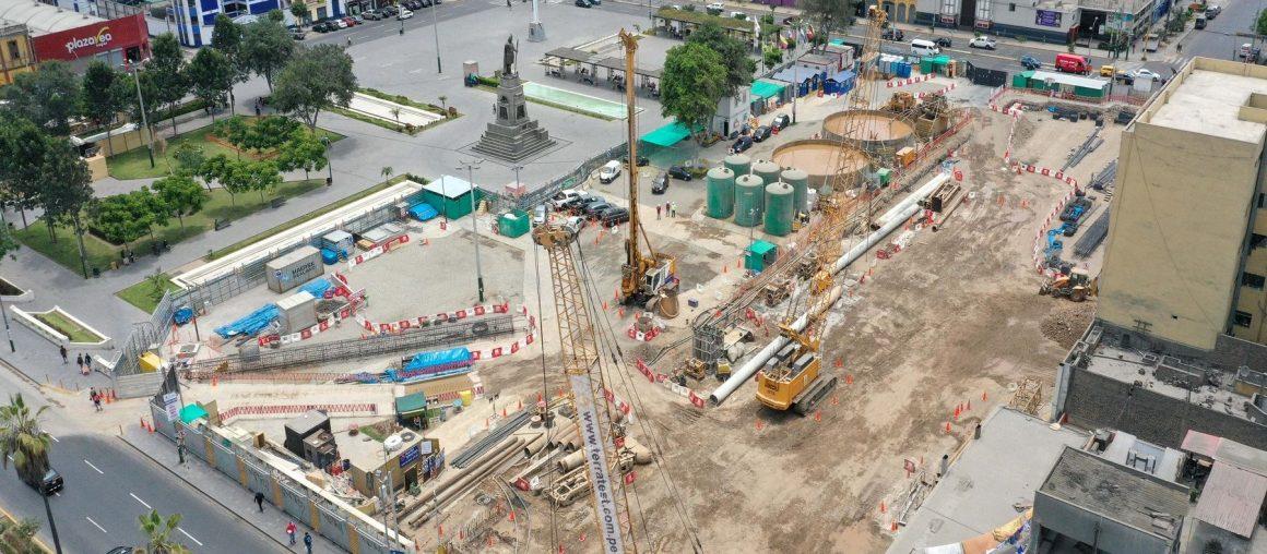 Las Estaciones del Metro ojala mejoren el entorno.