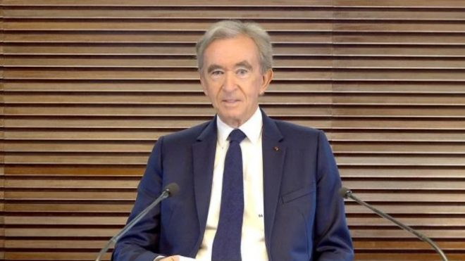 Entrevista a Bernard Arnault