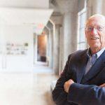 El Arquitecto Arthur Gensler falleció Hoy a los 86 años de edad.