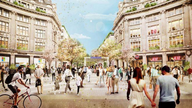 Es increíble el impacto del Retail en el desarrollo de la conocía de una ciudad.